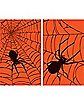 WOWindow Posters Spiders Silhouettes