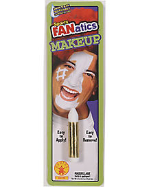 Fanatics White Makeup