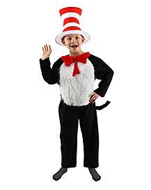 Kids Cat in the Hat Costume - Dr Seuss