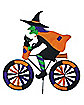 Witch Bicycle Yard Spinner