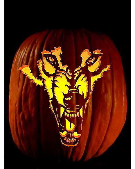 Carving tattoo grrrr spirithalloween