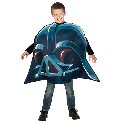 Angry Birds Star Wars Darth Vader Angry Bird Child Costume