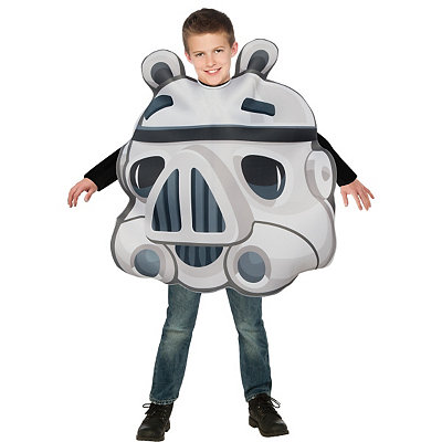 Angry Birds Star Wars Stormtrooper Angry Bird Child Costume