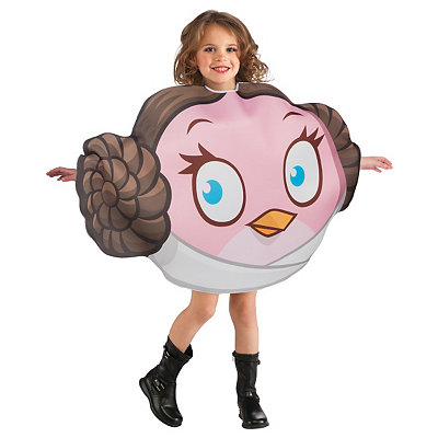 Angry Birds Star Wars Leia Child Costume