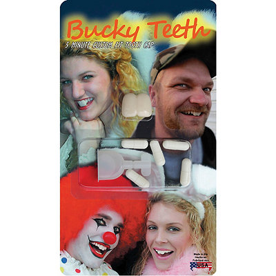 Bucky Tooth Cap