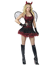 Night Wing Devil Adult Womens Costume