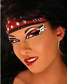 Hooked Pirate Makeup Kit