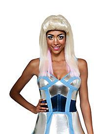Nicki Minaj Blonde Rocking Eve Adult Wig