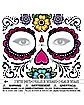 Pink Day of the Day Face Tattoo Decals