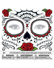 Day of the Dead Red Bag Of Tattoos