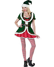 Adult Holiday Honey Costume- Deluxe
