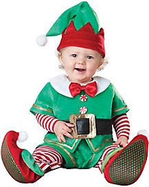 Baby Santa's Lil' Elf Costume