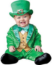 Baby Lil Leprechaun Costume