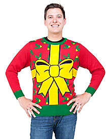 Adult Christmas Gift Sweater