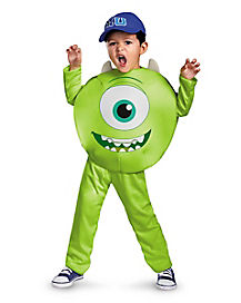 Monsters University Mike Classic Toddler Costume