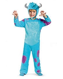 Monsters University Sulley Classic Toddler Costume