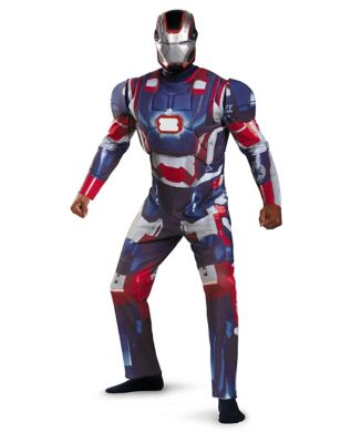 iron man patriot costume