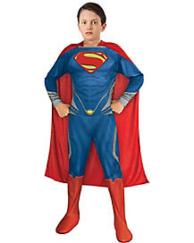 Kids Superman Costume - Man of Steel