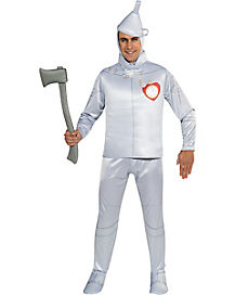 Adult Tin Man Costume - The Wizard of Oz