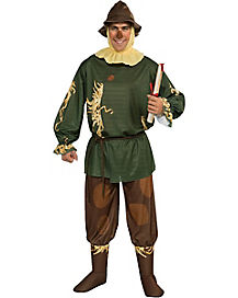 Wizard of Oz Scarecrow Adult Mens Costume
