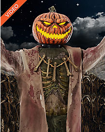7 Ft Corn Stalker Animatronics - Decorations