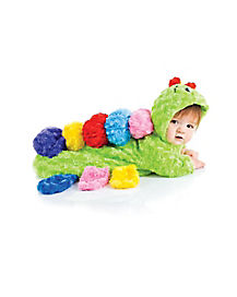 Baby Bunting Colorful Caterpillar Costume