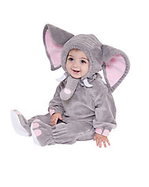 Baby Elephant One Piece Costume
