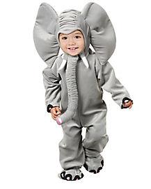 Baby Little Elephant Costume