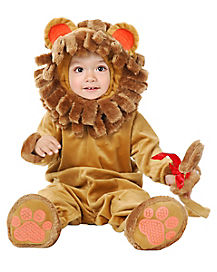 Baby Little Lion One Piece Costume