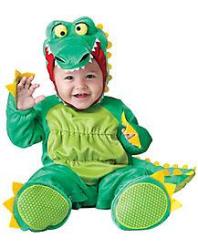 Goofy Gator Baby Costume