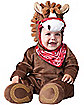 Baby Playful Pony One Piece Costume