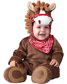 Baby Playful Pony Costume