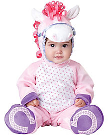 Pretty Lil Pony Baby Costume