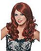 Emma Red Wig