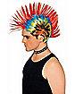 80's Street Punk Adult Wig
