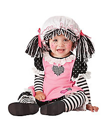 Baby Yarn Doll Costume