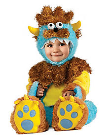 Baby Teeny Meanie Monster Costume