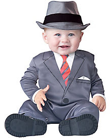 Baby Business One Piece Costume
