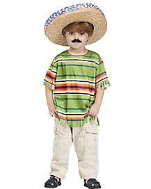 Toddler Sombrero Squirt Costume