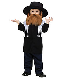 Rabbi Toddler Costume
