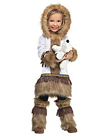 Toddler Eskimo Costume