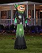 10 ft Pumpkin Reaper Inflatable - Decorations