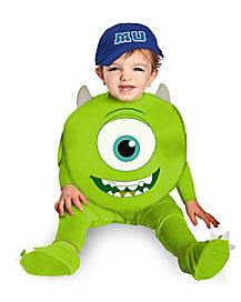 Baby Mike One Piece Costume - Monsters University