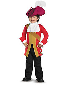 Toddler Captain Hook Costume - Disney