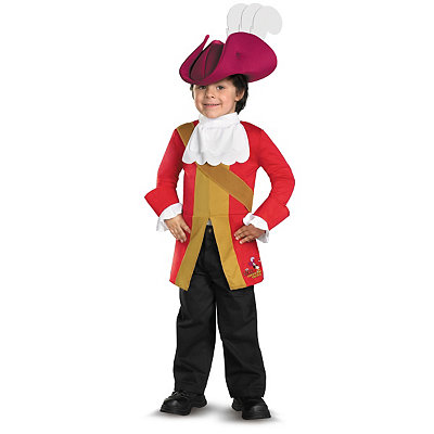 Disney Captain Hook Toddler Costume