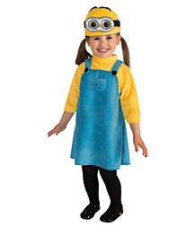 Despicable Me 2 Minion Child Costume