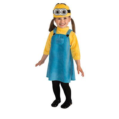 Despicable Me 2 Minion Child Size Costume