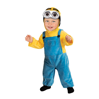Despicable Me 2 Minion Dave Toddler Costume