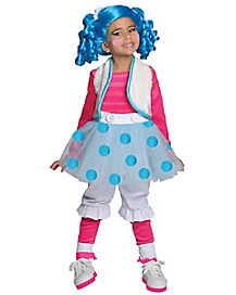 Toddler Mittens Fluff N Stuff Costume - Lalaloopsy