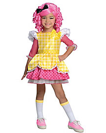Lalaloopsy Crumbs Sugar Cookie Girls Costume